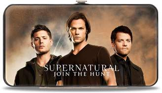 SAM. Buckle Down Buckle-Down Hinge Wallet - Dean, & Castiel Group JOIN THE HUNT