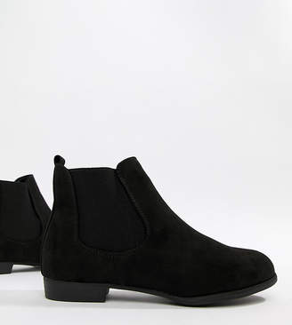 New Look Suedette Chelsea Ankle Boot