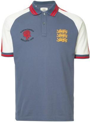 Kent & Curwen classic shortsleeved polo shirt