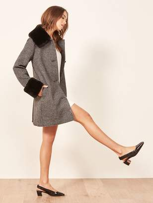 Reformation Lucille Coat