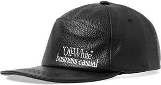 Off-White Off White 7 Panel Business Casual Cap
