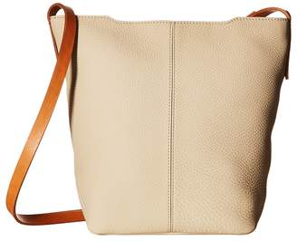 Ecco Jilin Bucket Bag Cross Body Handbags