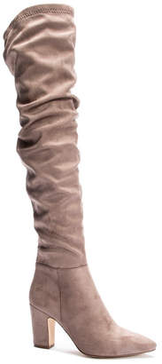 Chinese Laundry Roland Slouchy Over The Knee Boots Women Shoes