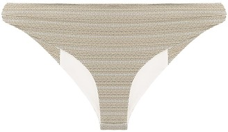 Marysia Swim brick print bikini bottom