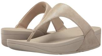 FitFlop Shimmy Suede Toe Post Women's Shoes