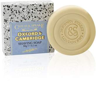 Czech & Speake Oxford and Cambridge Shaving Soap Refill