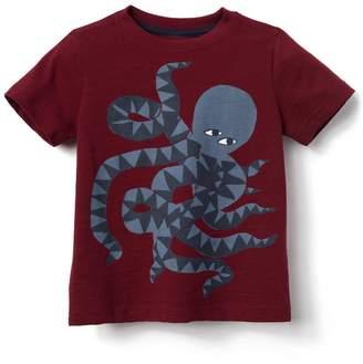 Gymboree Geo Octopus Tee