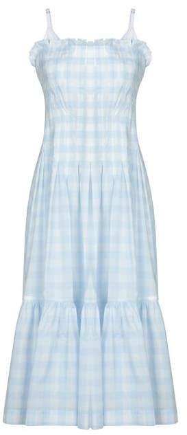 ERIKA 3/4 length dress
