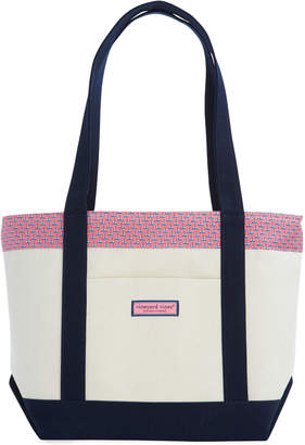 Vineyard Vines Regatta Sailboat Classic Tote