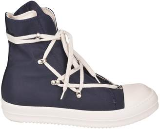 Drkshdw Hexagram Hi-top Sneakers