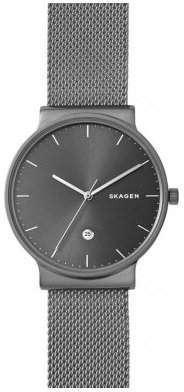 Skagen Men's Ancher SKW6432 Stainless-Steel Japanese Quartz Fashion Watch
