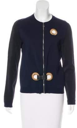 Louis Vuitton Wool-Blend Jacket