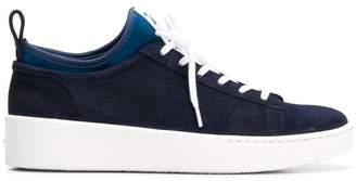 Kenzo logo patch sneakers