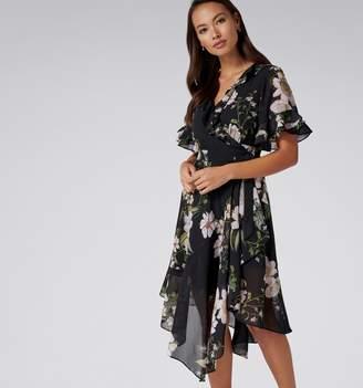 Forever New Grecia Wrap Dress