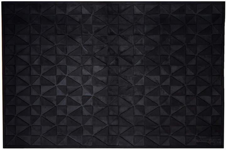 tica copenhagen - Türmatte graphic 60 x 90 cm, Schwarz