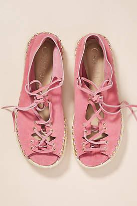 Carolina K. Mila Platform Sandals