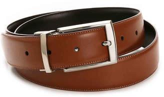 Perry Ellis Portfolio Reversible Leather Belt - Men's