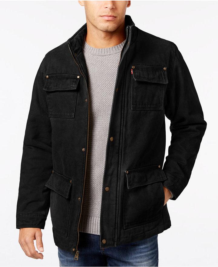 Levi's® Men's Canvas Field Jacket