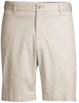 Peter Millar Cotton Twill Shorts
