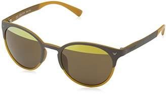 Police Sunglasses SPL162V Game 6 Oval Sunglasses