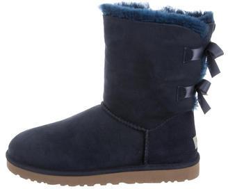 UGGUGG Australia Suede Bailey Bow Boots