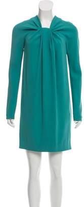 No.21 No. 21 Long Sleeve Knit Dress