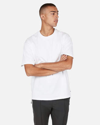 Express Oversized Drop Shoulder Crew Neck Tee