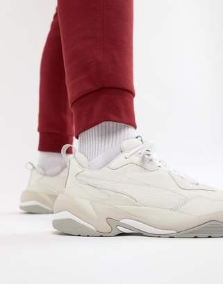 Puma Thunder Desert Sneakers In White 36799703