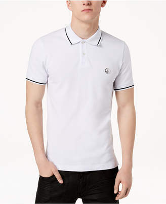 Love Moschino Men's Tipped Polo