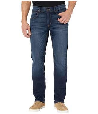 Hudson Jeans Byron Five-Pocket Straight Zip Fly in Slick