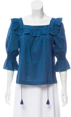 Rachel Zoe Henson Long Sleeve Top w/ Tags