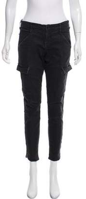 J Brand Mid-Rise Cargo Pants