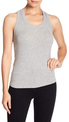 Project Social T Ribbed Racerback Tank