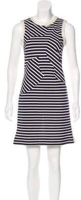 Derek Lam Sleeveless Stripe Dress