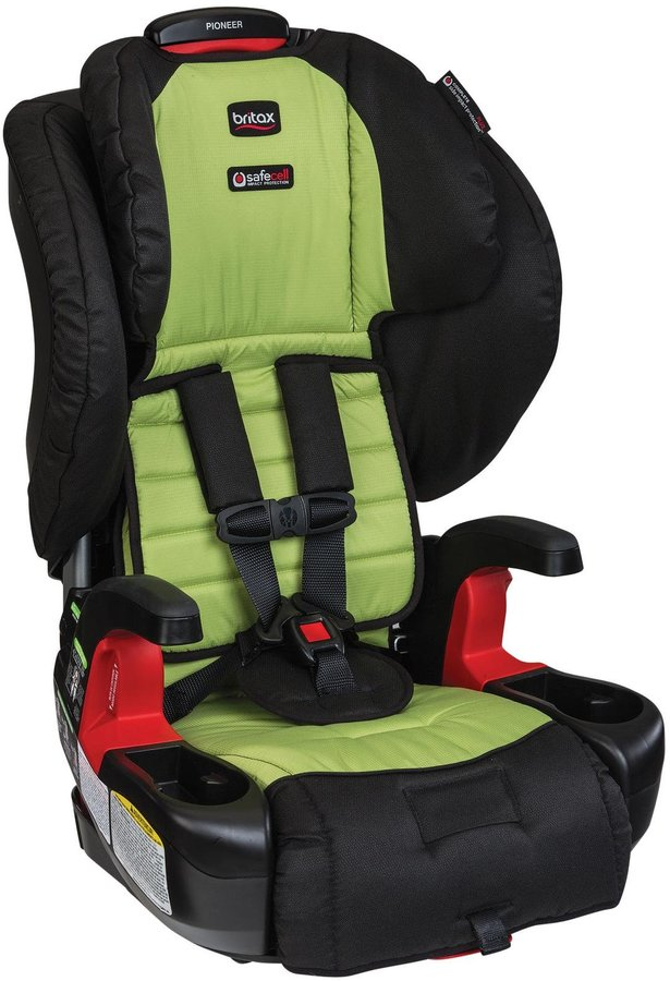 Britax Britax Pioneer Combination Harness-2-Booster Car Seat - Pacifica