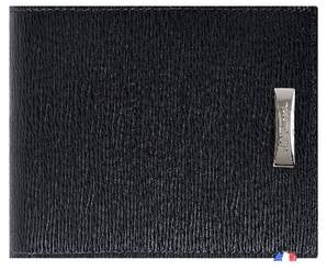 S.t. Dupont Billfold 6 Credit Cards Contr