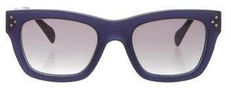 CelineCéline Square Gradient Sunglasses