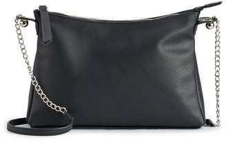 Steve Madden Nyc NYC Faux Leather Crossbody Bag