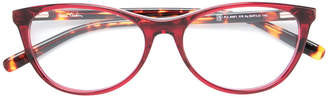 Pierre Cardin Eyewear rounded rectangular glasses