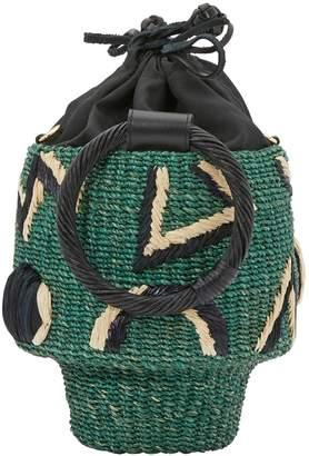 Aranaz Geo bucket bag