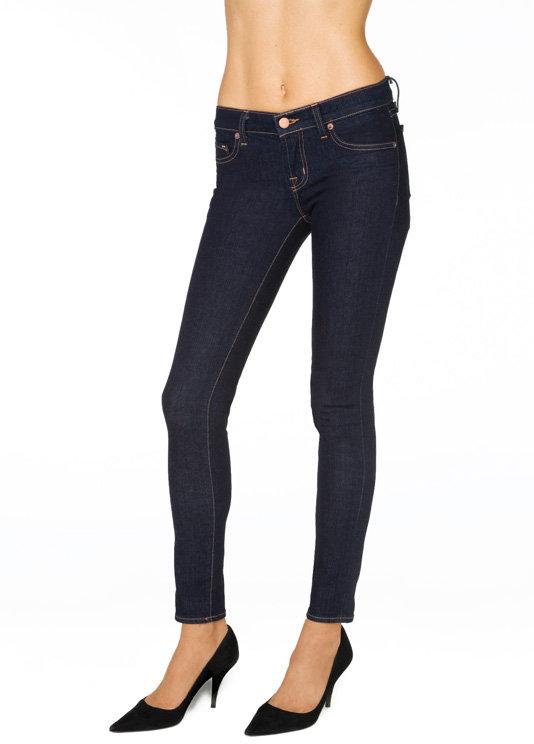 """J Brand 10"""" Skinny Jean In Ink"""