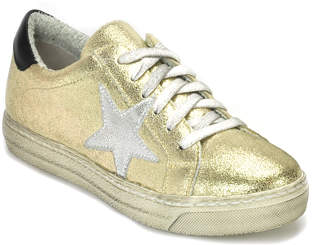 275 Central - BUP 71 - Gold Sneaker Silver Star