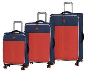 IT Luggage Filament 8 Wheel Expander 3-Piece Luggage Set