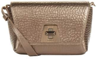 Akris Anouk Little Day Metallic Shoulder Bag