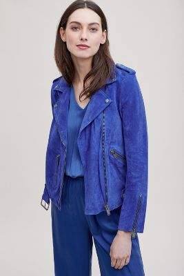 Selected Sanella Suede Jacket