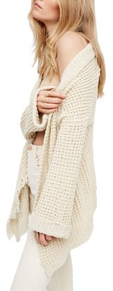 Women's Free People I'Ll Be Around Cardigan $128 thestylecure.com