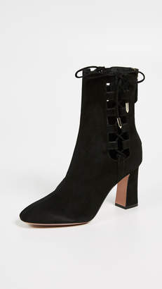 Aquazzura Medina Booties