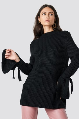 Rut & Circle Rut&Circle Samira Knot Knit Black