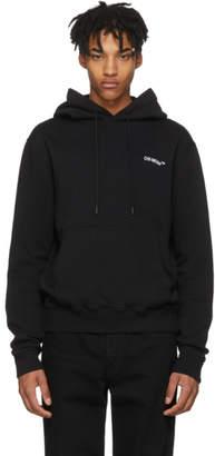 Off-White Black Logo Hoodie