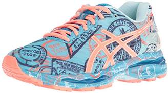 ASICS Women's Gel-Nimbus 18 Nyc Running Shoe $160 thestylecure.com